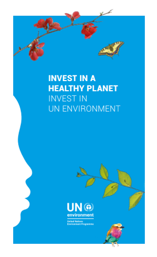 Report Healthy Planet