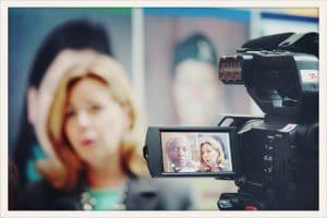 MEP's Interview UDHR Stand